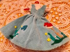 Vintage Barbie: FRIDAY NIGHT DATE TWO PIECE SET 1960s #979