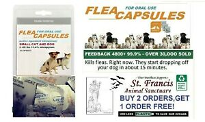 Capstar (nitenpyram) SMALL DOG  and other same flea control at low PRICES TOO