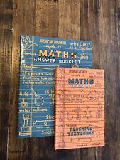 teaching textbooks math 5