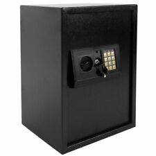 HOT Large Fire Safe Electronic Lock Box Security Steel Fireproof Home Office US