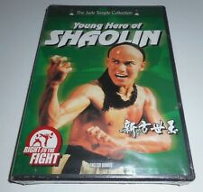 Young Hero of Shaolin Brand New DVD English Dubbed The Jade Temple Collection