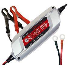 Dino KRAFTPAKET Auto KFZ Batterie Ladegerät 12V 5A 8-Stufen 120Ah Autobatterie