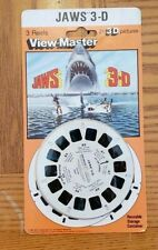 Rare Jaws 3-D The Movie Shark Film Jaws 3 Iii Viewmaster Reels Pack Set