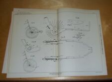 BICYCLE LAMP MOUNTING BRACKET PATENT.PARKER,SANDERS & ARMSTRONG BIRMINGHAM 1894