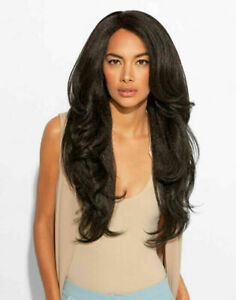 FEME LONG WAVY BLOWOUT LACE PART WIG - RELAXED BLOWOUT