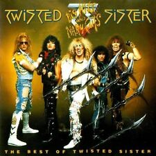 TWISTED SISTER - Big Hits And Nasty Cuts CD