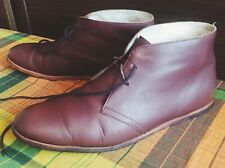 Opening Ceremony M-1 Boots. UK 8/US 9/ EU 42 Similar to Sanders/Trickers/Loake