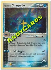 #2 SCAN SHARPEDO 5/95 - RARA HOLO - TEAM IDRO VS MAGMA - POKEMON ANDYCARDS