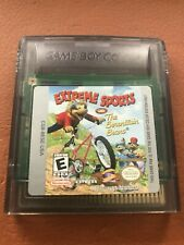 Extreme Sports With The Berenstain Bears for Nintendo Game Boy Color