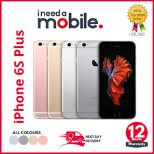 Apple iPhone 6S Plus - 16GB 64GB 128GB - Unlocked Sim Free - All Colours