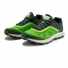 Merrell Mens MTL Skyfire Trail Running Shoes Trainers Sneakers - Green Sports