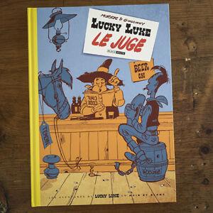 Lucky Luke - tome 6 : Le Juge [Limité à 950 exemplaires]