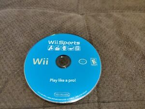 Wii Sports Nintendo Wii Disk ONLY
