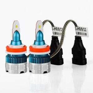 55W  CAR LED HEADLIGHT BULB H1 H7 H11 HB3 HB4 9005 9006 9012 LED CAR LIGHT BULB