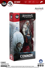 Assassins Creed Connor Red Wave #5 color Tops 18 cm ACTION personaggio McFarlane