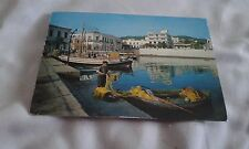 Vintage postcard  SPETSAI GREECE, IN THE HARBOUR