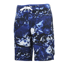 "50% Off HUK Freeman 21"" Boardshort--Fishing Short-Pick Size/Color-Free Ship"
