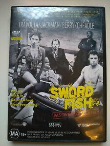 Swordfish / Sword Fish: Password Accepted - DVD **Free Postage**