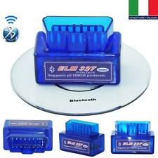 Mini scanner auto Bluetooth OBD2 ELM327 v 2.1 Android coppia Auto Scan Tool IT