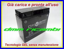 Batteria OKYAMI SLA Gel BMW 600 R60 69>73 carica pronta all'uso R 60/5 1969 1973