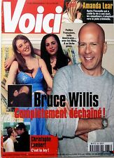 2001: BRUCE WILLIS_AMANDA LEAR_CHRISTOPHE LAMBERT_DREW BARRYMORE_KATE WINSLET