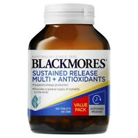 Blackmores Sustained Release Multi + Antioxidants 180 Tablets Value Pack