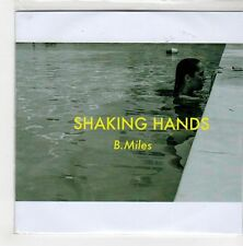 (GN655) Shaking Hands, B Miles - 2015 DJ CD
