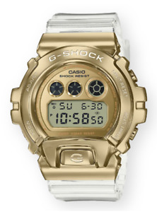 Casio G-Shock INGOT Gold Bezel GM6900SG-9 Digital 2021 Limited Brand New