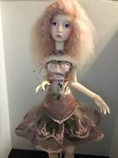 BJD 1/3 SD Clothes For Lillycat Nenon Plum 4 Piece Outfit