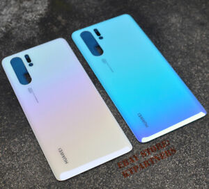 Glass Battery Back Door Back Panel Replacement Cover Case For Huawei P30 Pro P30