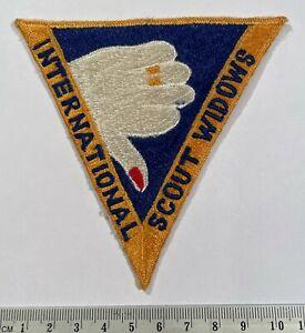 Far East Transatlantic Council International Scout Widows Vintage Boy Scouts