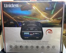 Uniden R3 Extreme Long Range Radar Laser Detector GPS Voice & Red Light Camera