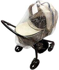 Pare-soleil et capotes transparents pour poussette et système combiné de promenade pour bébé Mamas & Papas