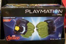 Hasbro Playmation Marvel Avengers Hulk Glove Hands Fist Gamma Gear Mark II