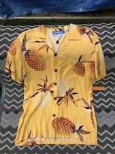 Vintage 1980s OCEAN PACIFIC OP deadstock Hawaiian Shirt Size MEDIUM Surfing