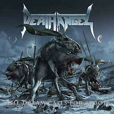 Death Angel - The Dream Calls For Blood     Germany 2013  New  Sealed