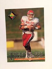 1994 Pro Line Live #333 - Trent Dilfer - Tampa Bay Buccaneers (RC)