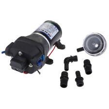 Pompe à eau 12V 10Lpm auto-amorçante pour camping-car camping-cars