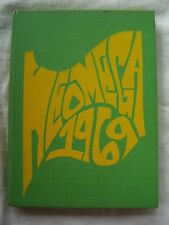 1969 SOUTH HILLS HIGH SCHOOL YEARBOOK, COVINA CALIFORNIA  NEOMEGA