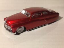 1997 Hot Wheels Legends Barris Kustom Merc Ruby Red Minty RRT Limited Edition