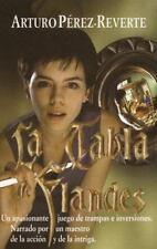 La Tabla de Flandes by Arturo Pérez-Reverte (2000, Hardcover)