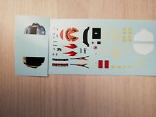 Decals convertion E21 Raikkonen 2013 1.18 Lotus Daft Punk