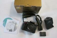 Nikon D D5200 24.1MP Digital-SLR DSLR Camera (FullHD Camcorder) -Body Only BOXED