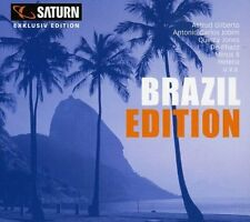 Saturn Brazil Edition (2003) Sergio Mendes & Brasil '66, Marcos Valle, .. [2 CD]