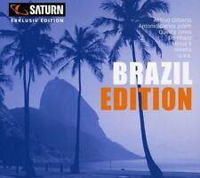 Saturn Brazil Edition (2003) Sergio Mendes & Brasil '66, Marcos Valle, .. [2 CD]