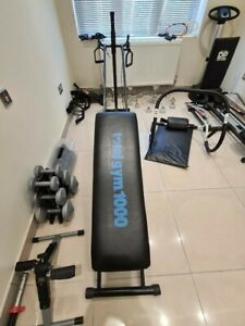 Total Gym 1000 Exercise System