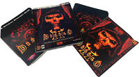 Lot of 4 - Blizzard Entertainment Diablo and Diablo II Strategy Guide and Manual