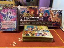 Dragon Ball Super Card Game Special Anniversary Box 2020 Set