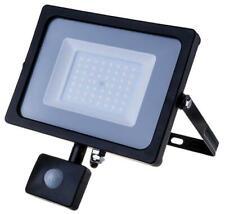 50W LED Floodlight with PIR, 4000K, 4250lm - V-TAC