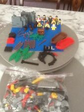 Lego Pirates Bundle,skull Island ? 10 Pirate Mini Figures